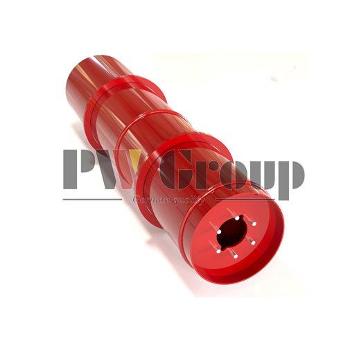 84299758 Conveyor drum, guide roller fits Case IH