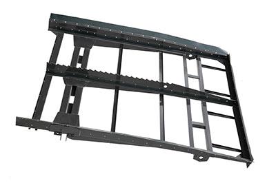 Sieve frames - combine parts