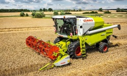 CLAAS combine harvesters | AVERO 240 / 160